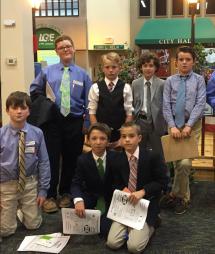 BizTown and Jr. Achievement for Elementary grades